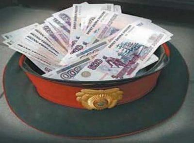 полиция и деньги