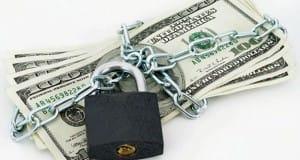 арест на денежные средства