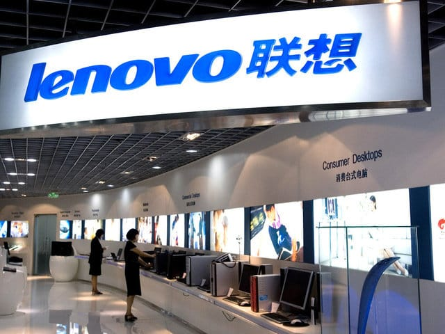lenovo's acquisition of ibm's pc division