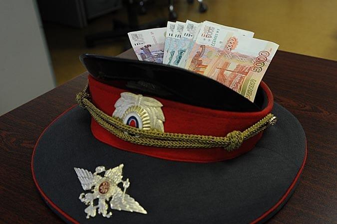 Замглавы милиции Приморья арестовали завымогательство денежных средств уподчиненных