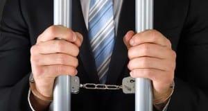 арест бизнесмена
