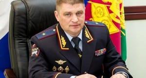 генерал-майор Александр Капустин