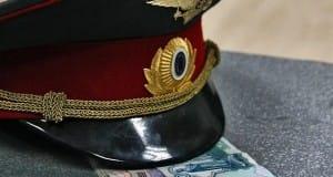 взятка офицеру полиции