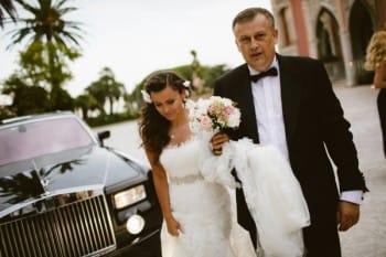Александр Дрозденко на свадьбе дочери в Ницце