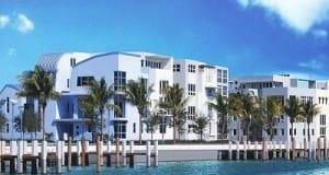 Таун-хаус Сергея Полонского в Майами-Бич