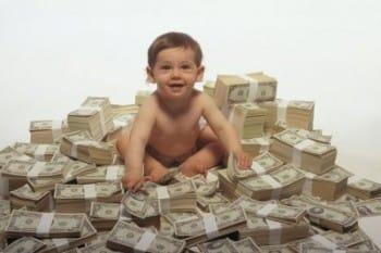 богатые дети