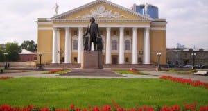 челябинский театр