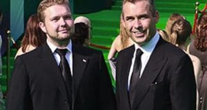 Антон Астахов (слева) и Павел Астахов