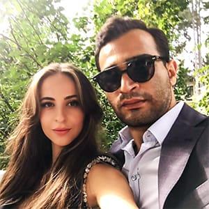 Гаспар Авдолян и Лолита Османова