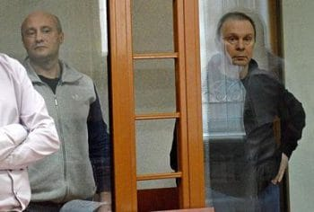Игорь Коняхин (слева) и Сергей Бурдовский