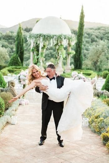 Константин Махов с женой