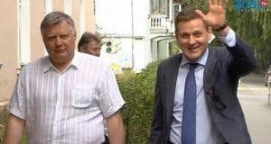Константин Коваленко и Константин Цыбко (справа)
