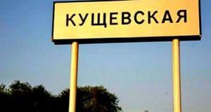 Кущевская