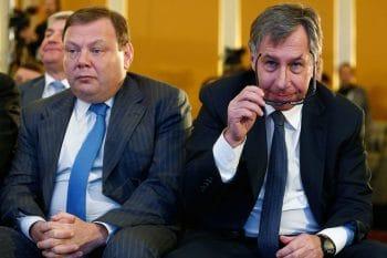 Михаил Фридман и Петр Авен