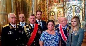 Поклонская в свите лжецарицы Марии Гогенцоллерн