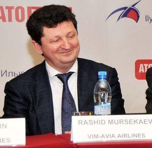 Рашид Мурсекаев