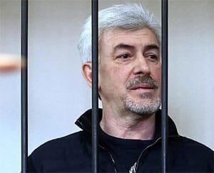 Валерий Израйлит в суде