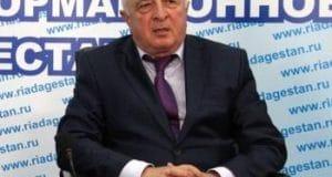 Ибрагим Казибеков
