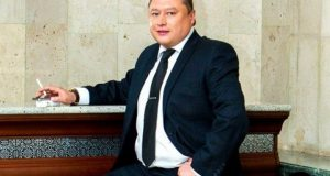Азамат Кильдигушев