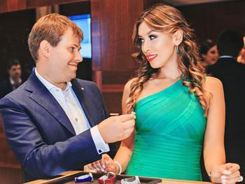 Дмитрий Цветков и Эльсина Хайрова