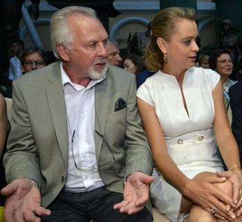 Павел Гусев и Евгения Ефимова